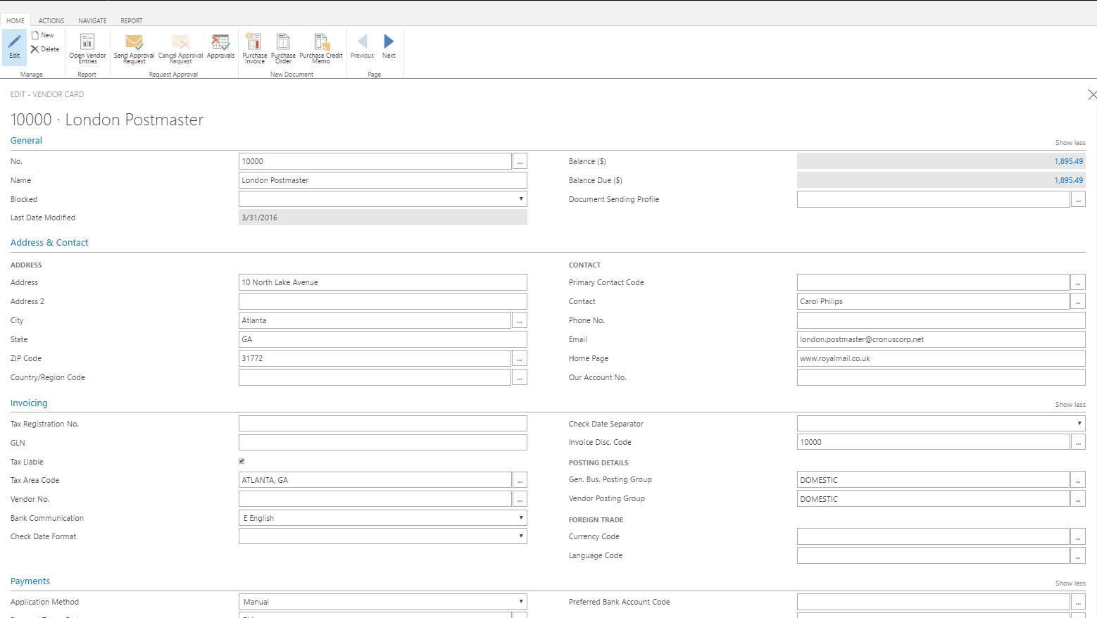 new vendor setup form excel template