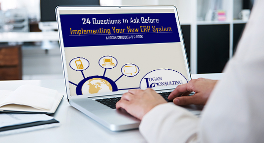 24 Questions to Ask Before Implementing Your New ERP System