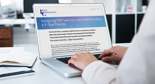 5 Steps to Navigating ERP Selection and Implementation