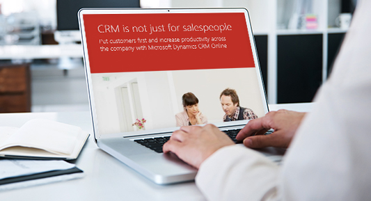 CRM is Not Just for Salespeople