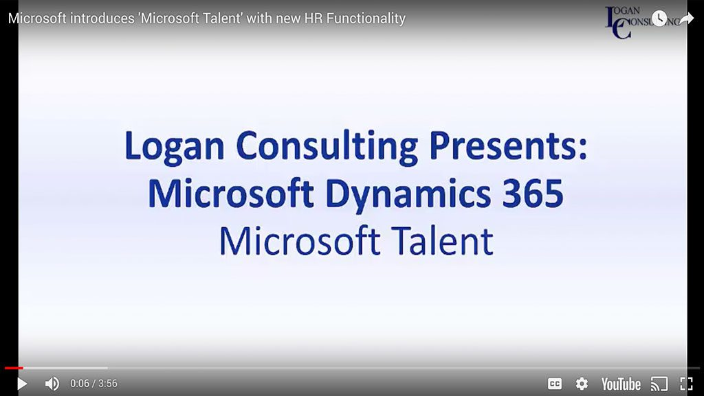 Microsoft introduces 'Microsoft Talent' with new HR Functionality