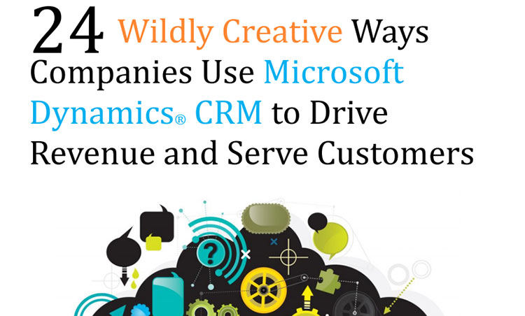 24 wildly creative ways companies use Microsoft CRM