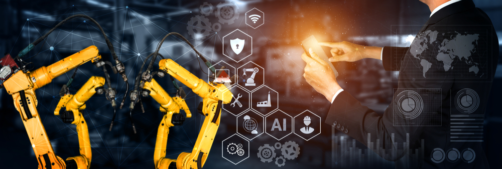 Cyber and data security in industrial manufacturing